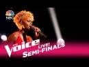 Шоу Голос США 2017. - Ванесса Фергюсон с песней «Суперзвезда». — «The Voice» USA 2017. – Vanessa Ferguson: Superstar - Semifinals (оригинал Luther Vandros)