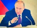 Путин -Владеет миром Владимир поёт Виталий Гогунский и его дочь Милана