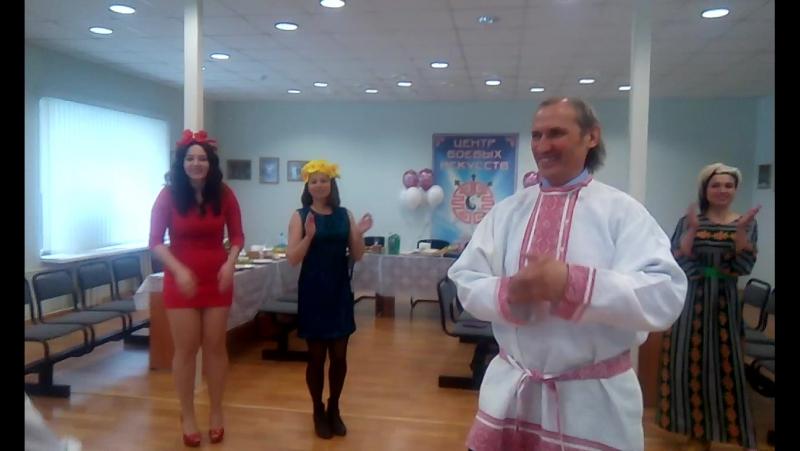 Поздравляем Юрия Ильича с днем рождения