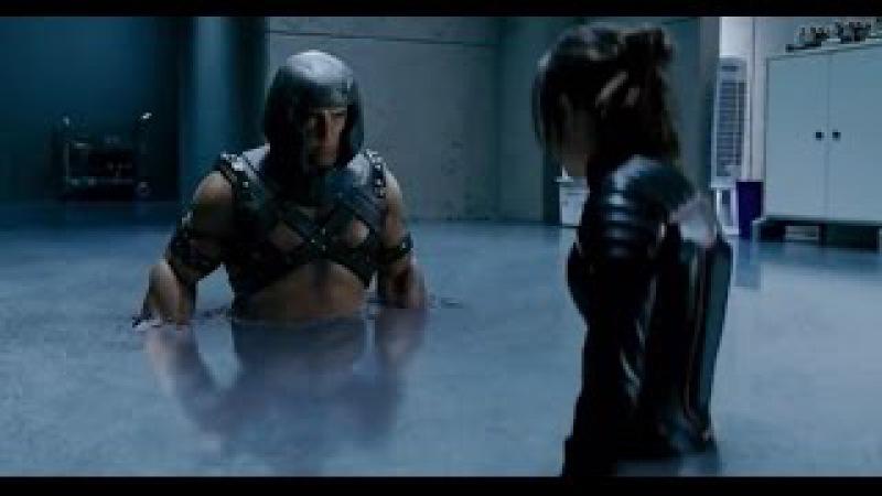 X-Men 3 O Confronto Final - Lince Negra Vs Fanático