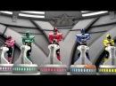 Могучие рейнджеры самураи 1 серия 4