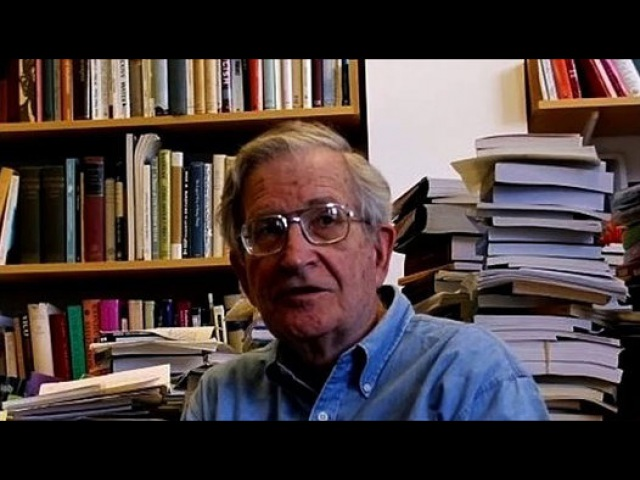 Noam Chomsky Why Haven't Anarchist Ideas Had a Greater Impact Video Dailymotion