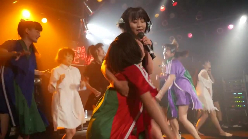 『AQBI DIG 01』 目黒鹿鳴館 - Encore 15/07/2017