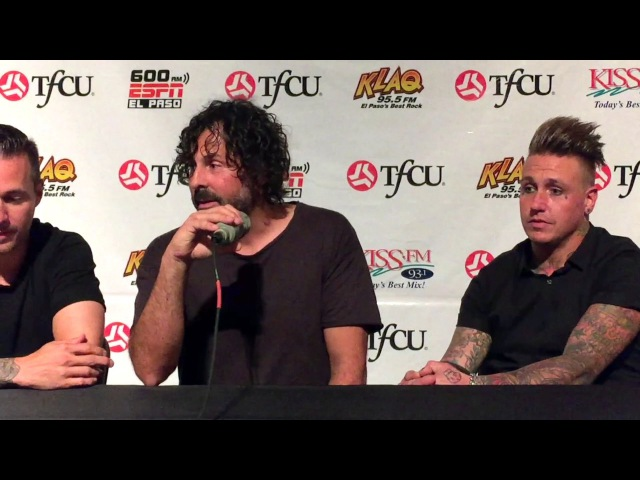 Papa Roach on How They Keep Evolving Their Sound STREETFEST 2017