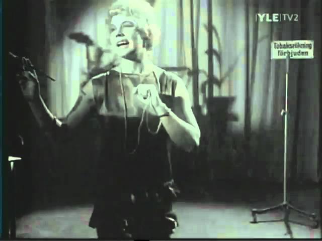 Brita Koivunen - Katinka Финляндия. 1959 г.