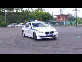 ДПС. Дрифт BMW. Мото бат.