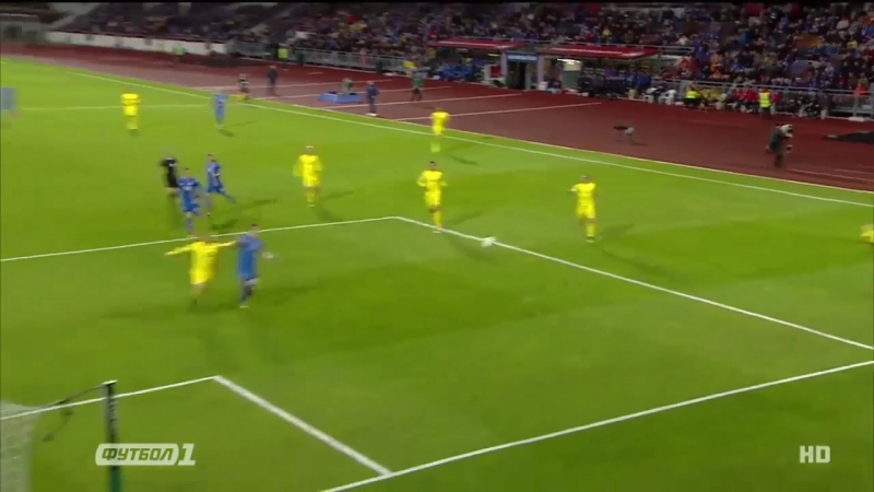 Ісландія 2:0 Україна | Огляд матчу