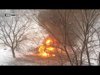 В Луганске взорвали полковника Народной милиции Олега Анащенко