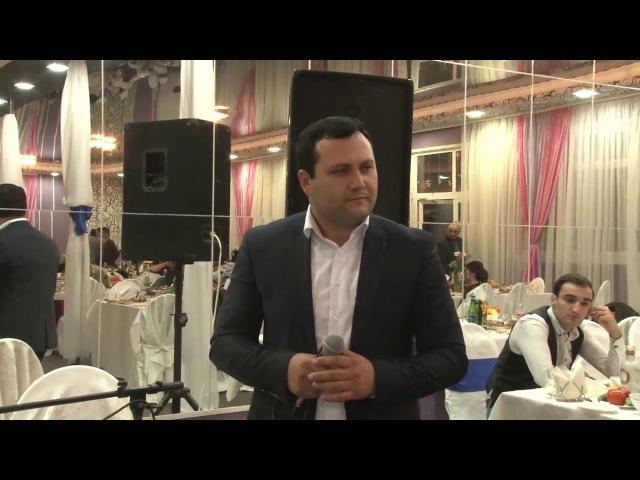 Мгер Аджоян и Ахмет Бакиев, Езидская свадьба 2017