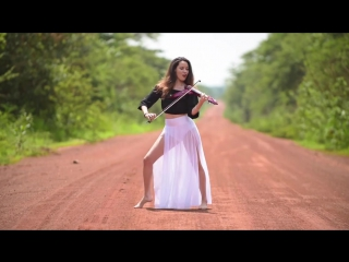 Rockabye (Clean Bandit ft. Sean Paul  Anne-Marie) - Electric Violin Cover - Caitlin De Ville