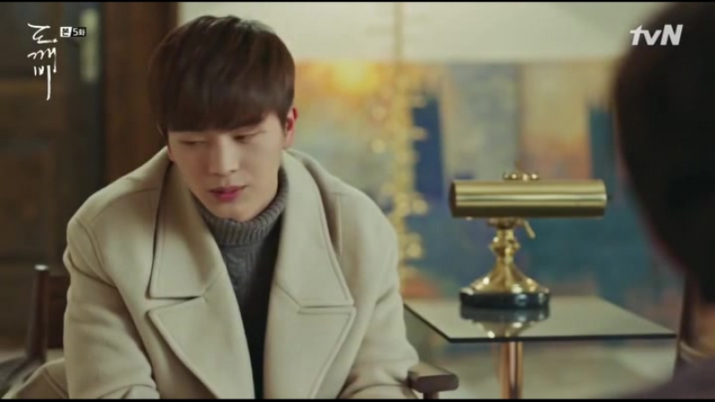 Токкэби Goblin Dokkaebi серия 5 из 2016 г Южная Корея