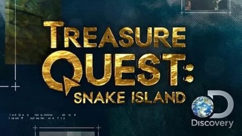 В поисках сокровищ змеиный остров