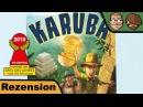 Karuba nominiert zum Spiel des Jahres 2016 Brettspiel Spiel Review
