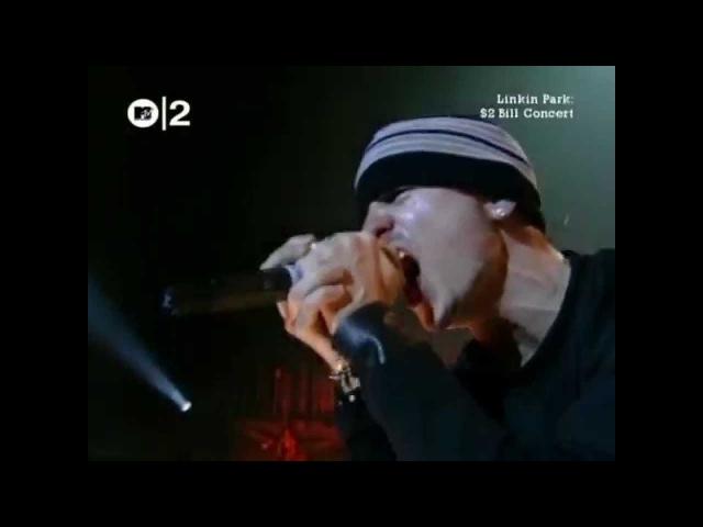 Linkin Park A Place For My Head MTV 2$ Bill 2003
