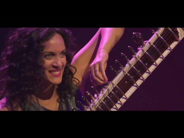 Anoushka Shankar Voice of the moon Live Coutances France 2014 Rare Footage HD