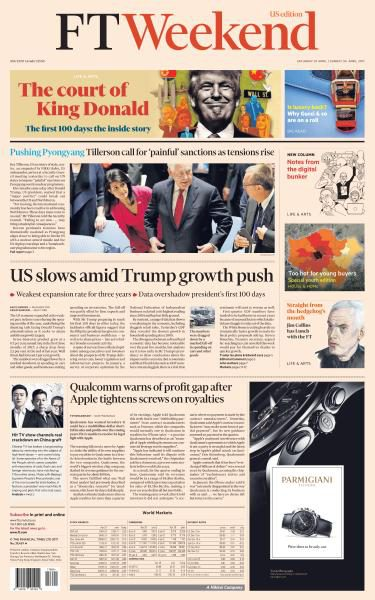 Financial Times USA 29 April 2017 FreeMags