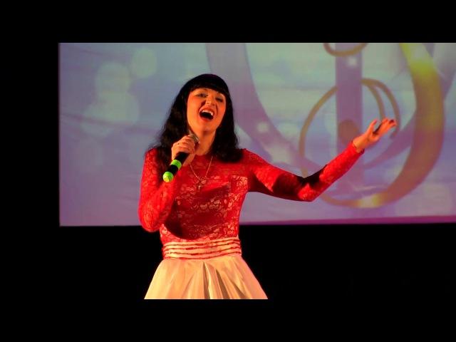 Эрика Ферфис.Сольный концерт (Душа) 10.12.2016 часть 1