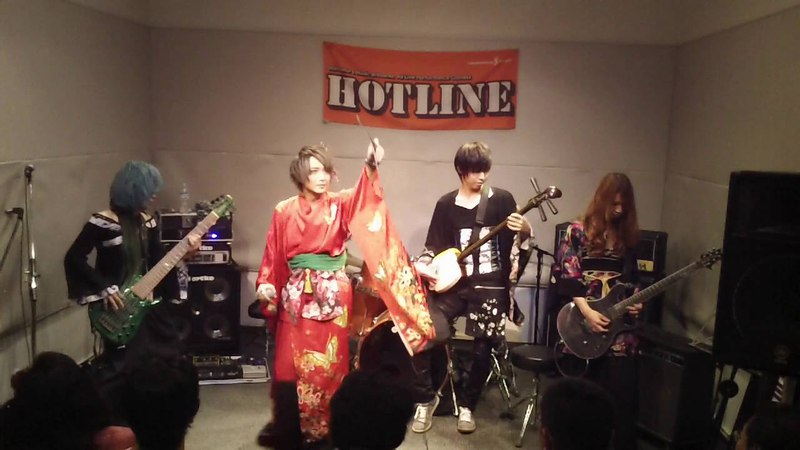 絆宴の月「吉原ラメント カバー 」HOTLINE2016 島村楽器大高店 店予選