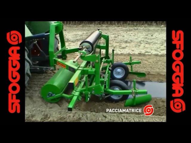 Рассадопосадочная машина для высадки кассетами Спецвидео для овощеводов