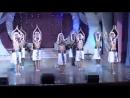 стилизованный египетский танец Фараон