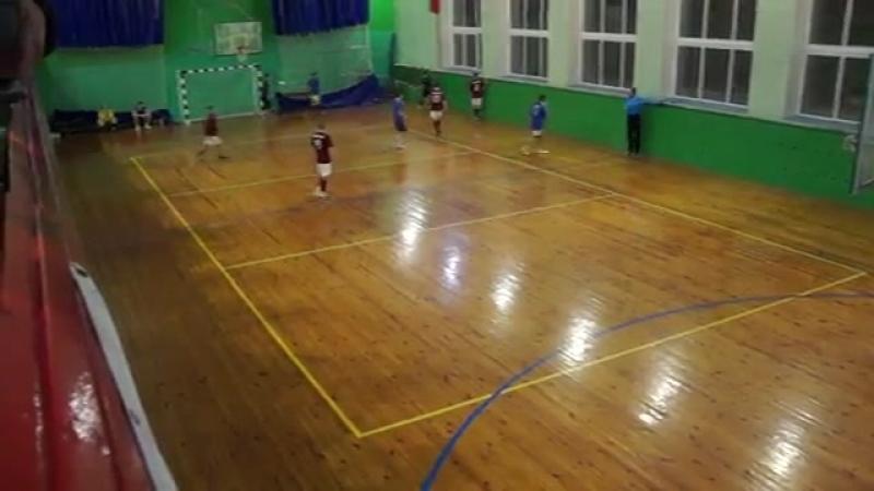 ДЮСШ Ерёмино Троллейбусник Первая игра 2 й тайм