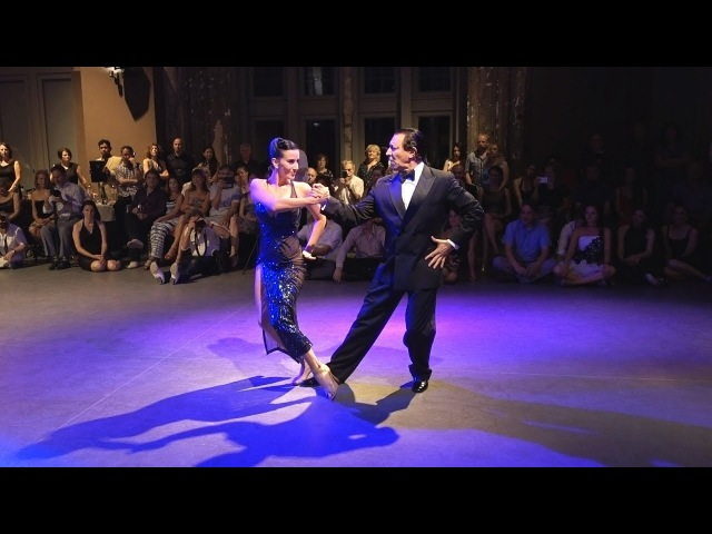 Tango Daiana Guspero y Miguel Angel Zotto 3 6 2017 Antwerpen Tango Festival 1 4