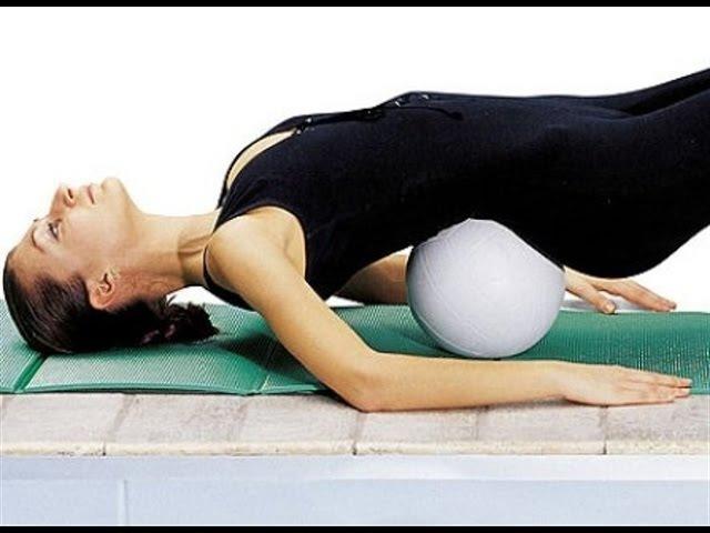 Здоровый позвоночник за 2 недели Эффективная гимнастика Александры Бониной