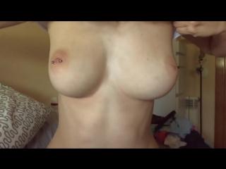 Amateur, pov, boobs, big tits, частное домашнее порно, любительское видео, показала грудь,