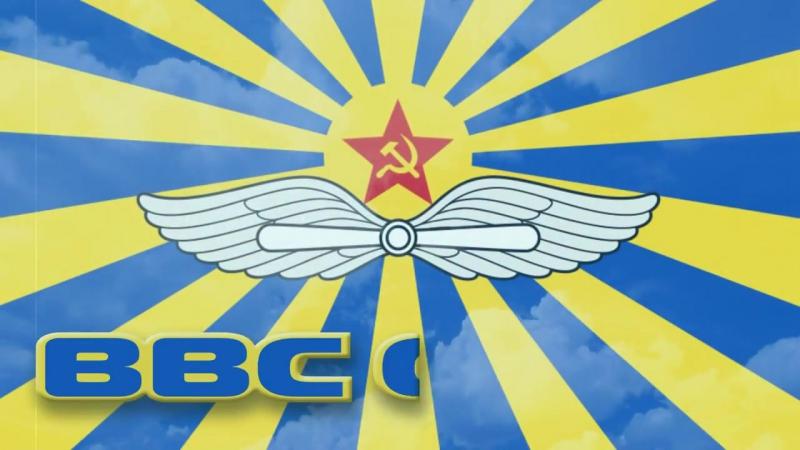 СТАЛИНСКАЯ АВИАЦИЯ Stalinist aviation