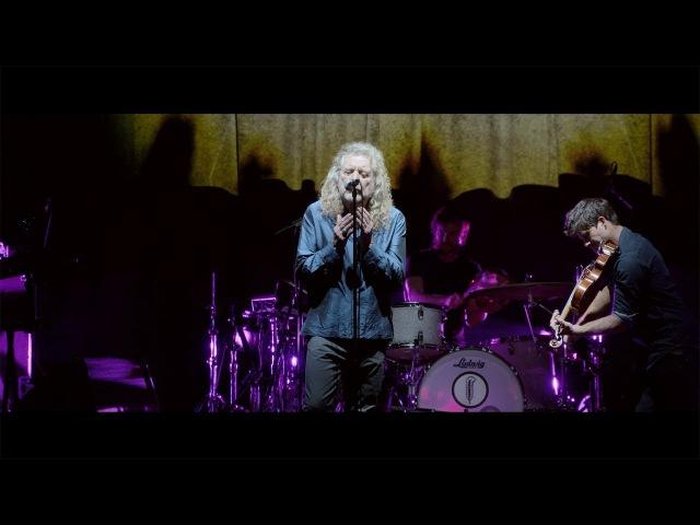 Robert Plant Carry Fire Live