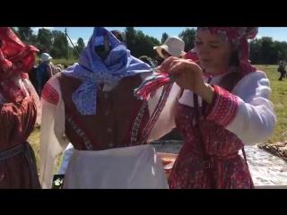 Казакова Татьяна мастерская этнографической одежды