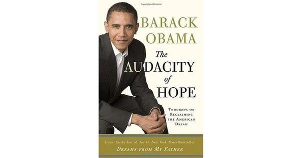 The Audacity of Hope-Obama Barack