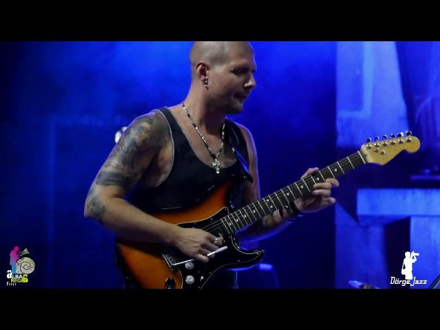 Mike Gotthard Electric Shock 3 AlbaRegia Jazz feszt 2017 08. 08.