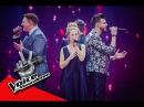 De finalisten zingen Free Fallin'   Finale   The Voice van Vlaanderen   VTM