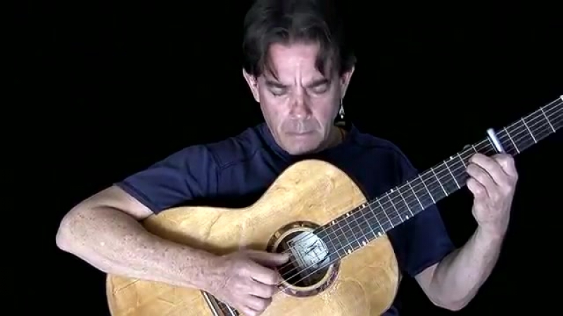 California Dreamin - Michael Chapdelaine - Video (solo fingerstyle guitar) cover