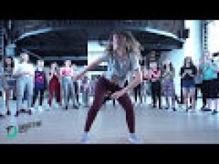 DeeBuzz & Hard2Def ft. Treesha & Bay-C - Rude Gyal Swing   BY KATERINA TROITSKAYA (DHF Russia)
