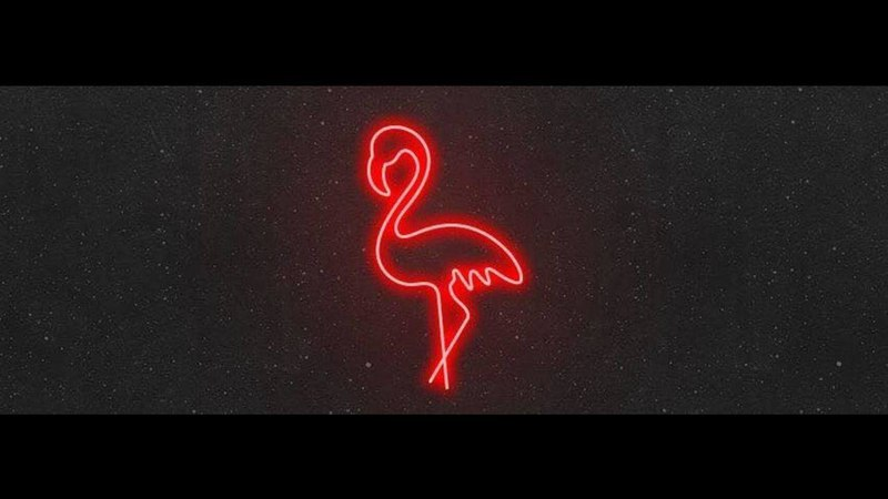 Flamant Rouge - Burning Up