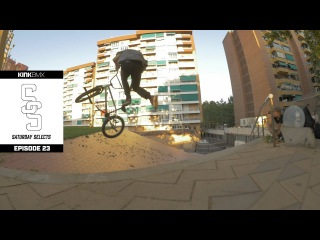 Jake Petruchik Intervention Raw Cuts - Ep. 23 Kink BMX Saturday Selects // insidebmx
