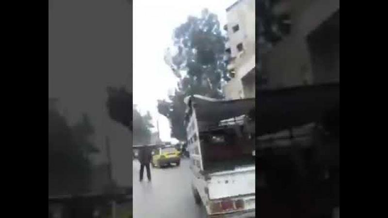 SYRIA Y P G J HAND OVER SOME DISTRICTS TO S A A ENTERS TO BUSTAN BASHA SHEIKH KHADER HAIDARIYAH