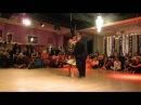 Virginia Pandolfi Ney Melo performance 2 @Roko Tango NYC 2013 MVI0132