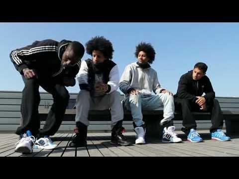 Pub Adidas Megalizer avec La Fouine, Les Twins Vagabond Crew [Hip Hop Video]