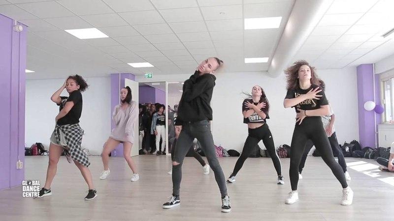 Jordy Sparidaens Global Dance Centre Amsterdam 2016