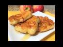 Постные ОЛАДЬИ С ЯБЛОКАМИ. Лучший Завтрак для всей семьи! Фруктовая Вкуснятина! Apple Fritters