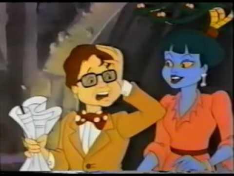 Rick Moranis In Gravedale High 1x06 The Grave Intruder zskQWXCieJQ