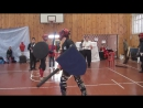Russia Moscow Cup FSMB 2012 board and sword 24 fight щит Саблин Головин