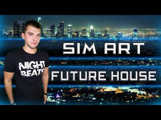 SIM ART - Future House (Drum Pad Machine)
