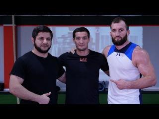 Аюб Гимбатов против Рамазана Омарова  (crossfit)
