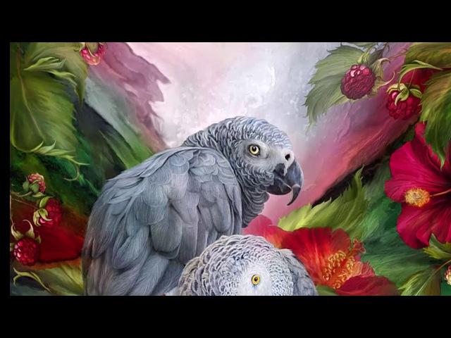 Digital Painting by Carol Cavalaris