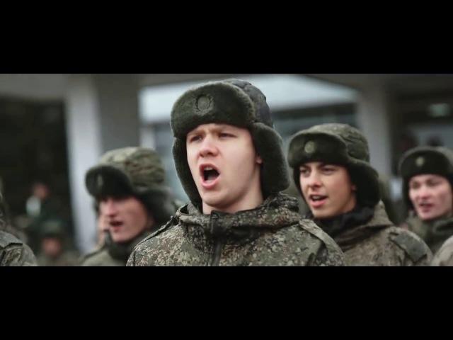 Флешмоб В армии Строевая песня
