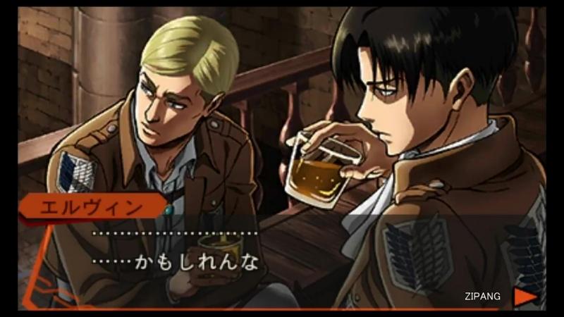 第2弾DLCコンテンツ Part 5 進撃の巨人・死地からの脱出 ☆歓迎の宴☆